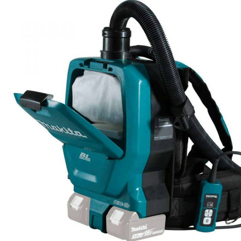 Best for Allergens Makita LXT Compact Cordless Vacuum