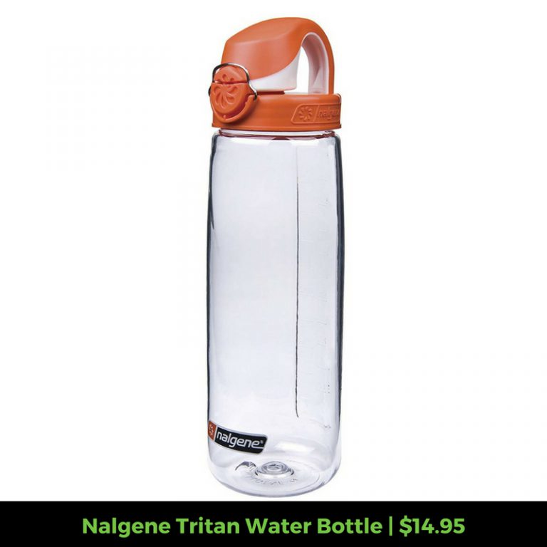 How Much Should You Pay for a Water Bottle - Nalgene Tritan Water Bottle