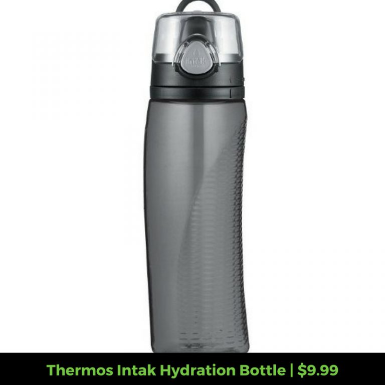 How Much Should You Pay for a Water Bottle - Thermos Intak Hydration Bottle