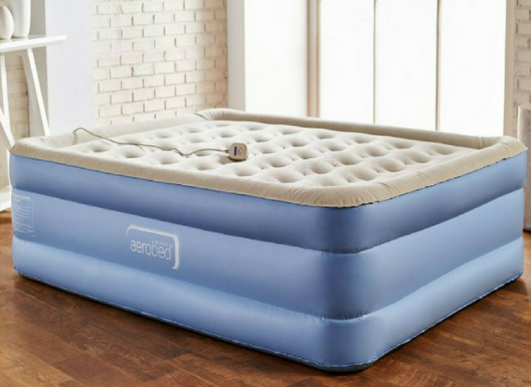 How to Take Down an Air Mattress