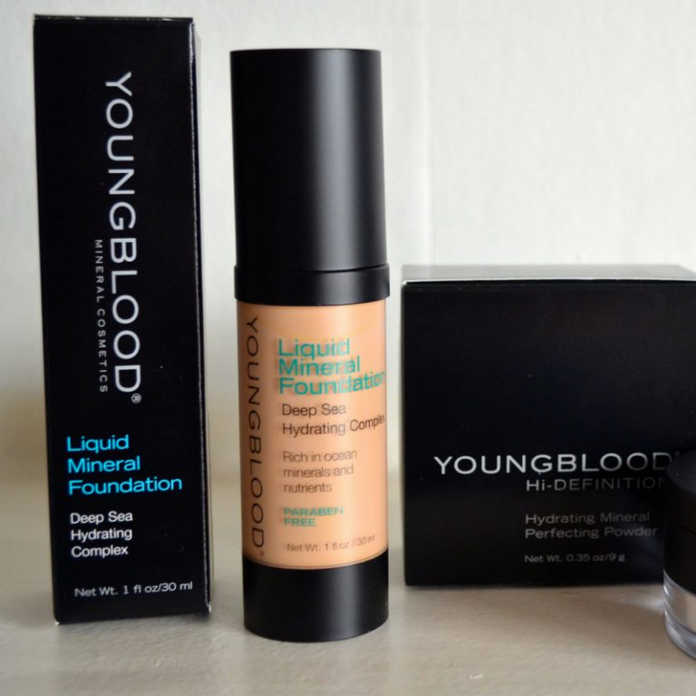 Best Foundation Review Youngblood Liquid Mineral Foundation