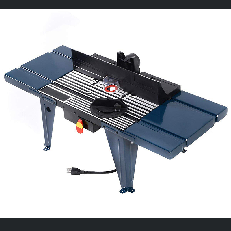 Best for Budget Shoppers - Goplus Electric Aluminum Router Table