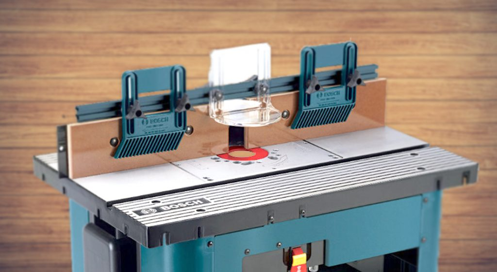 Best of the Best - Bosch Benchtop RA1181 Router Table