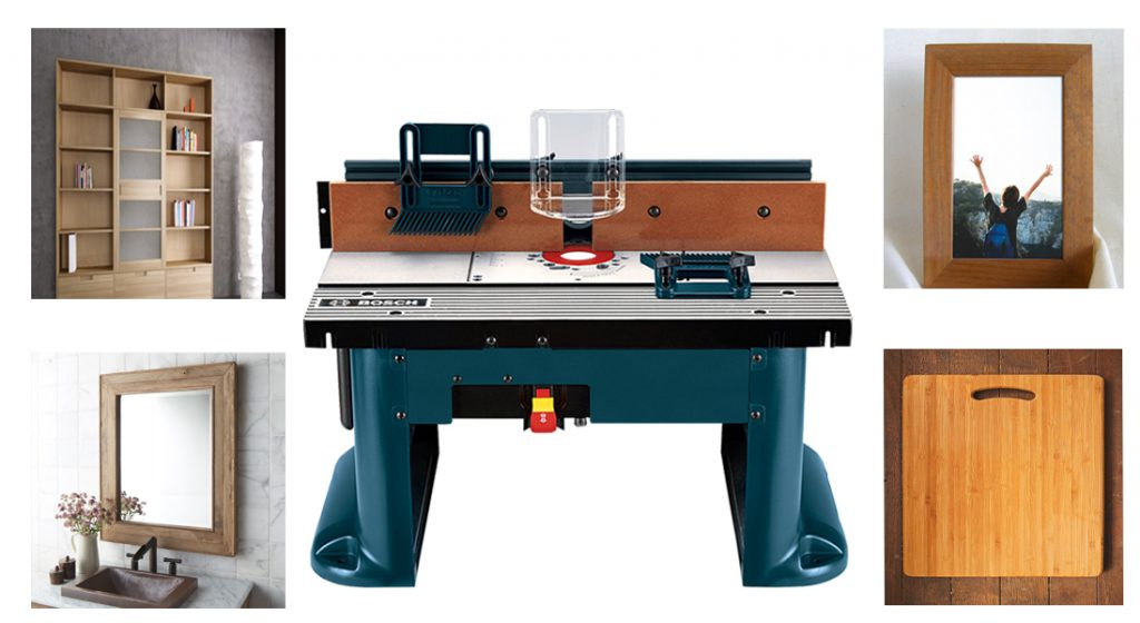 Project Ideas and Ways You Can Use a Router Table