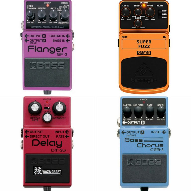 What is a Distortion Pedal
